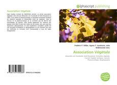 Обложка Association Végétale