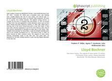 Lloyd Bochner kitap kapağı