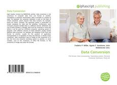 Couverture de Data Conversion