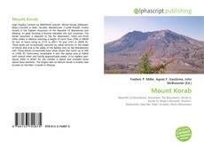 Bookcover of Mount Korab