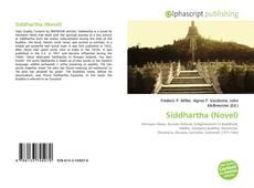 Bookcover of Siddhartha (Novel)