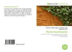 Bookcover of Plante Envahissante
