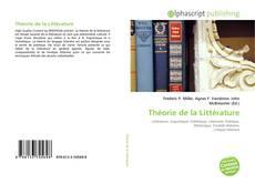 Обложка Théorie de la Littérature