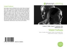 Bookcover of Violet Trefusis