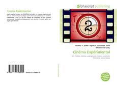Couverture de Cinéma Expérimental