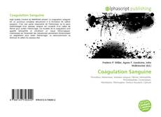 Couverture de Coagulation Sanguine