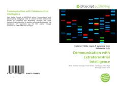 Bookcover of Communication with Extraterrestrial Intelligence