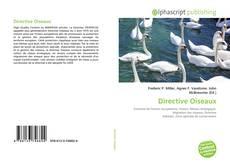 Portada del libro de Directive Oiseaux