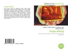 Copertina di Image editing