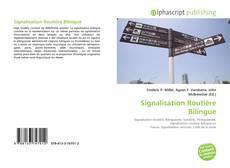 Bookcover of Signalisation Routière Bilingue