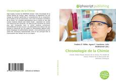 Bookcover of Chronologie de la Chimie
