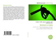 Biofuel in India的封面