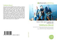 Обложка Siddharta (Band)