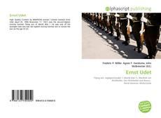 Buchcover von Ernst Udet