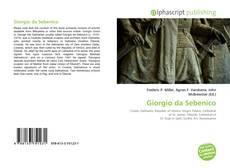 Bookcover of Giorgio da Sebenico