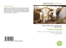 Borítókép a  Farine Animale - hoz