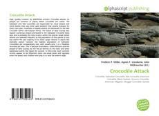 Buchcover von Crocodile Attack