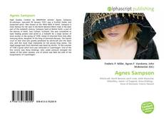 Bookcover of Agnes Sampson