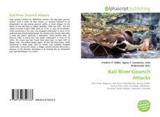 Buchcover von Kali River Goonch Attacks