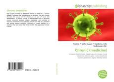 Borítókép a  Chronic (medicine) - hoz