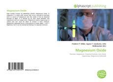 Copertina di Magnesium Oxide