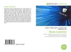 Waste Container的封面