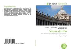 Capa do livro de Schisme de 1054