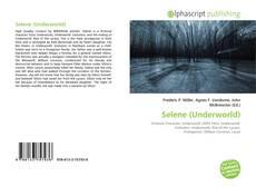 Portada del libro de Selene (Underworld)