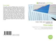 Bookcover of Price Index