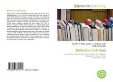 Bolesław Leśmian kitap kapağı