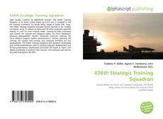 Portada del libro de 436th Strategic Training Squadron