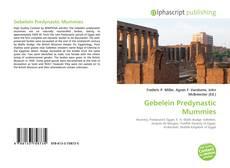 Capa do livro de Gebelein Predynastic Mummies