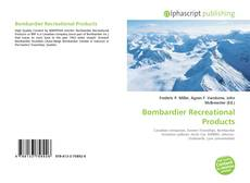 Bookcover of Bombardier Recreational Products