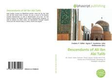 Обложка Descendants of Ali ibn Abi Talib