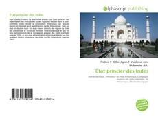 Bookcover of État princier des Indes