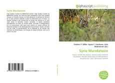 Bookcover of Syrie Mandataire