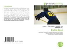 Dickie Boon kitap kapağı