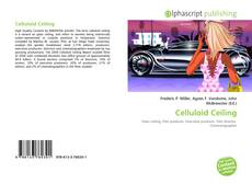 Bookcover of Celluloid Ceiling