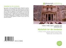 Portada del libro de Abdallah Ier de Jordanie