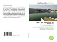 Bookcover of Manoj Pradhan