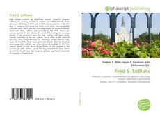 Capa do livro de Fred S. LeBlanc