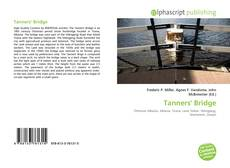 Tanners' Bridge kitap kapağı