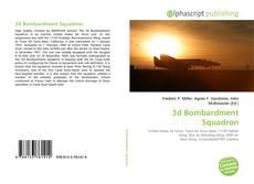 Capa do livro de 3d Bombardment Squadron