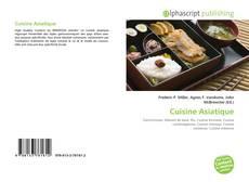 Bookcover of Cuisine Asiatique