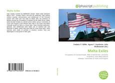 Malta Exiles的封面