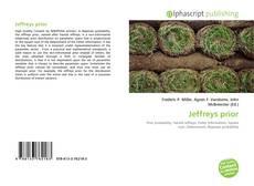 Jeffreys prior的封面