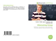 Bookcover of Alternating Group