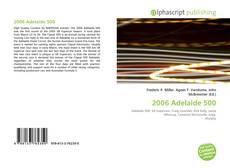 Обложка 2006 Adelaide 500