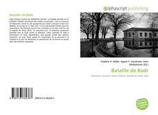 Bookcover of Bataille de Badr