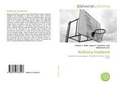 Обложка Anthony Frederick